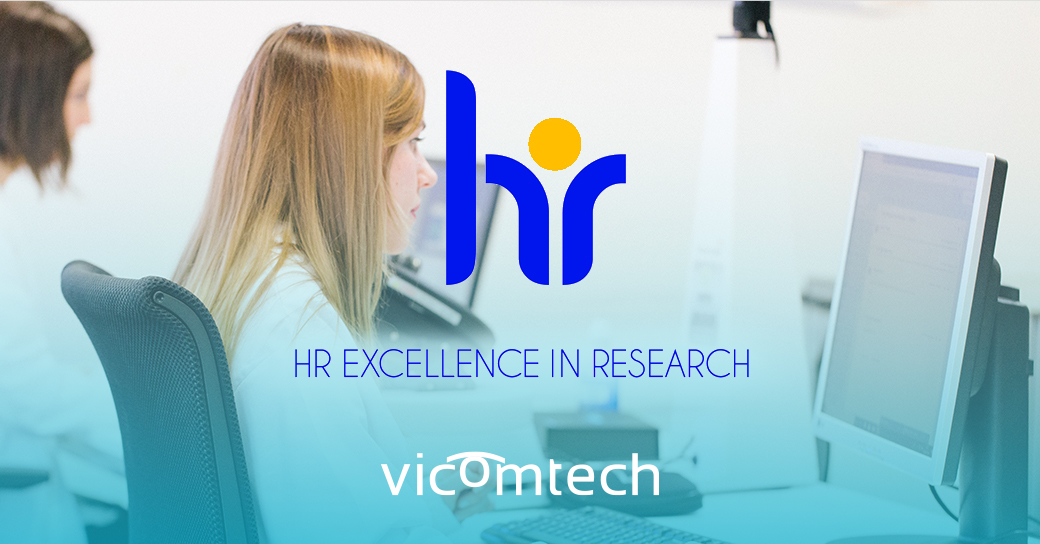 Vicomtech is established as a reference centre in advanced human resources management in the field of research