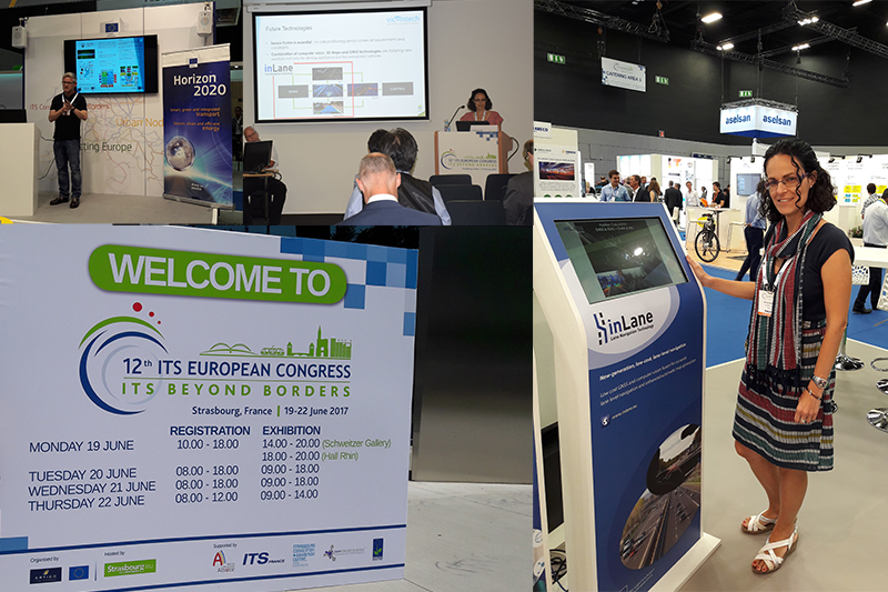 Vicomtech-IK4 participates with two sessions and a round-table at ITS European Congress 2017