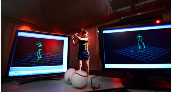 Vicomtech-IK4 leads a European project that will digitalise pelota-players' movements