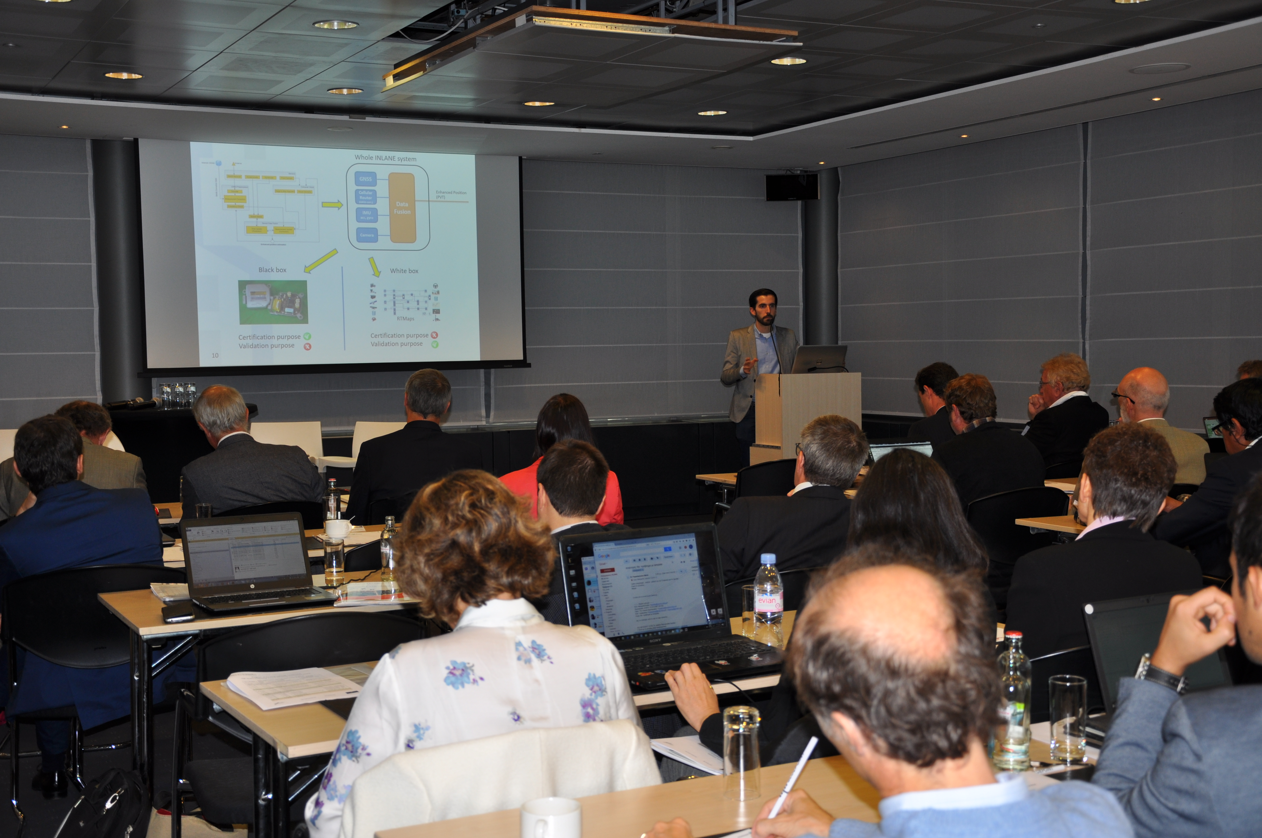 Vicomtech-IK4 presented inLane project at the