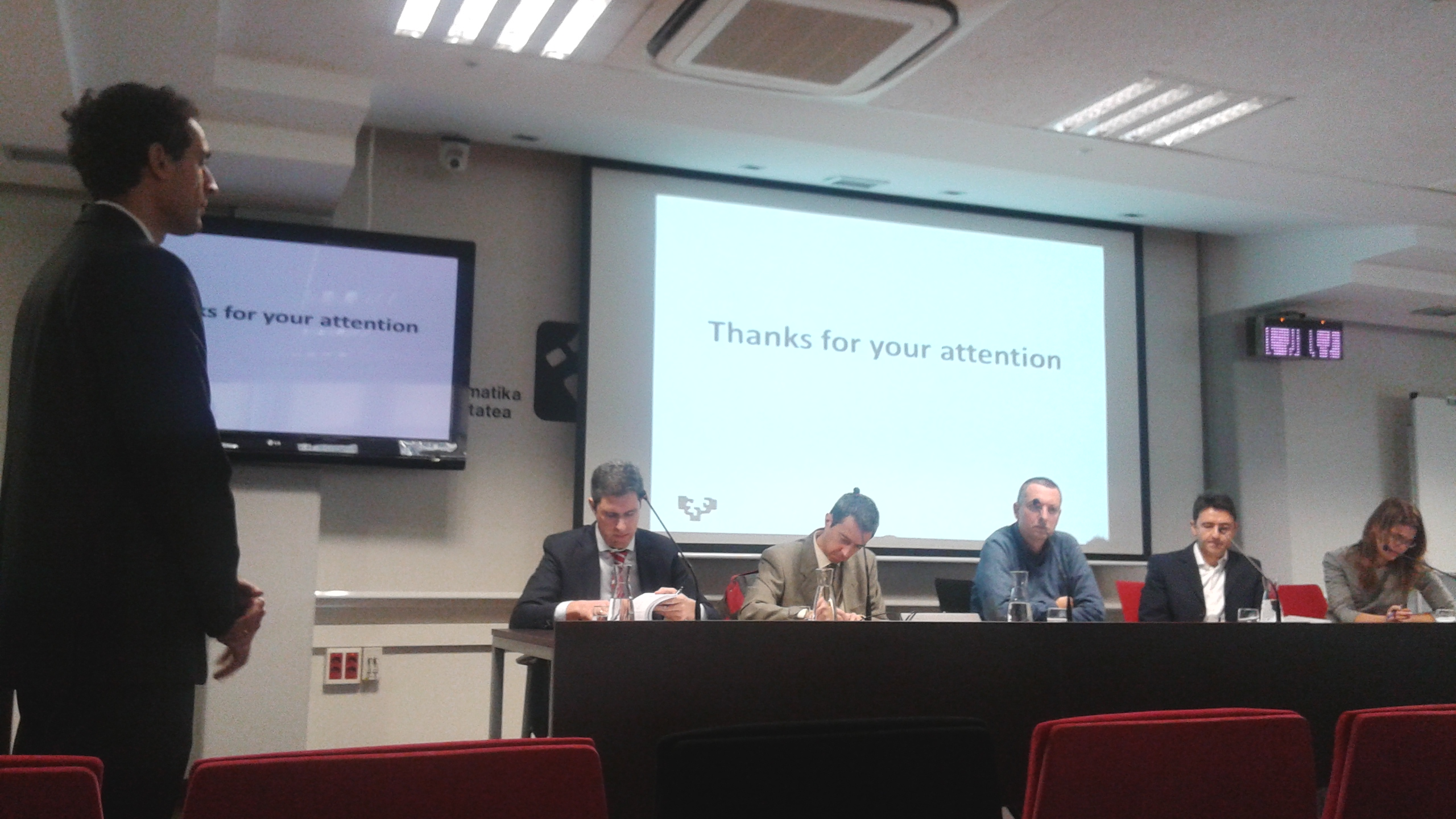 "Eduardo Carrasco: ""Some Contributions to Smart Assistive Technologies"" doctoral dissertation"