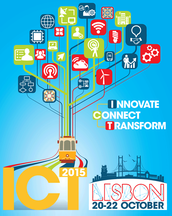 Vicomtech-IK4 takes part in the ICT 2015 conference organised by the European Commission from 20th to 22nd of October in Lisbon