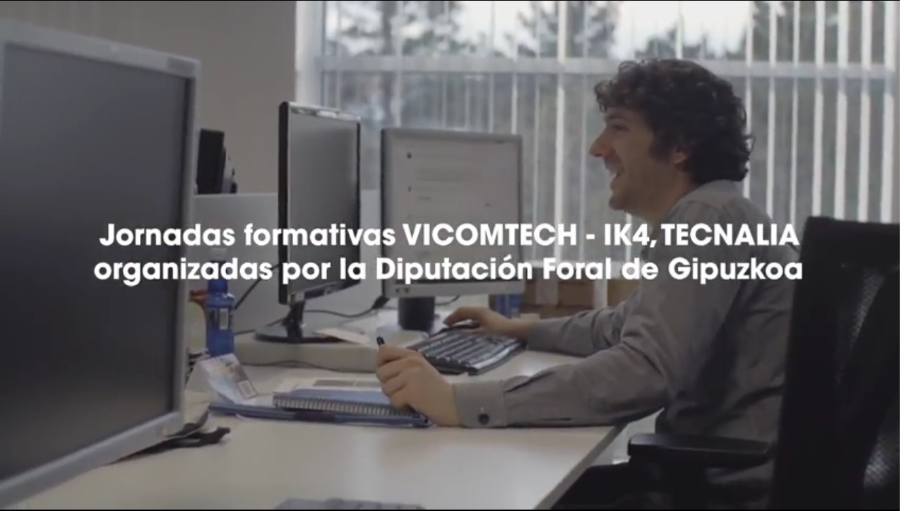 Vicomtech-IK4 participates in the Programme Industry 4.0 Advanced Manufacturing Network