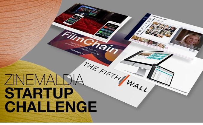 Five projects on artificial intelligence, big data, blockchain and mobile apps to compete in the Zinemaldia Startup Challenge